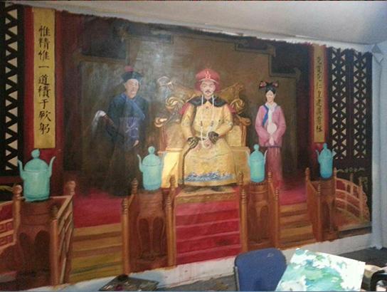 蒲城王鼎纪念馆