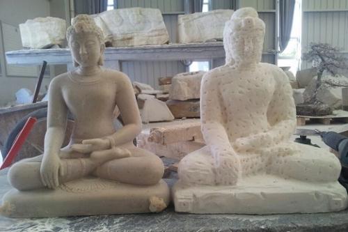 西安雕塑厂家浅析石材浮雕的应用场景有哪些?